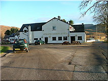 NG9442 : Strathcarron Hotel by Dave Fergusson