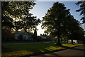 NY6825 : The village green, Dufton by Bill Boaden