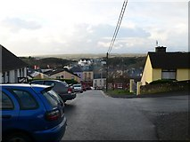 R1388 : View of Ennistymon by Eirian Evans