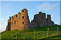 NY7914 : Brough Castle by Tim Fields