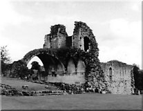 SE7365 : Kirkham Priory by Hugh Chappell