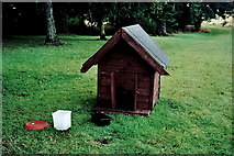 N1336 : Castledaly Manor - Doghouse by Joseph Mischyshyn