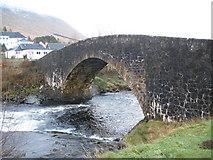 NN2939 : Bridge over the River Orchy by John Ferguson