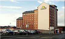 J3373 : Days Hotel extension, Belfast (1) by Albert Bridge