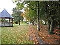G6615 : Ballymote mini-railway by Willie Duffin
