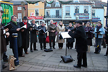 SK7519 : Melton Mowbray Victorian Christmas Fayre (5) by Kate Jewell