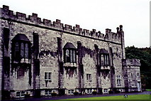 S5055 : Kilkenny - Kilkenny Castle - rear view north side wing by Joseph Mischyshyn