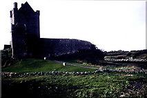 M3810 : Kinvarra - Dunguaire Castle entrance off N67 by Joseph Mischyshyn