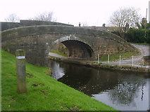SD4760 : Bridge 98 , Lancaster Canal by Michael Graham