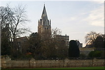 SP5105 : Christ Church Cathedral, Oxford by Peter Trimming