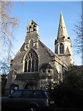 TQ2678 : St Mary's The Boltons Church, South Kensington, London by Richard Rogerson