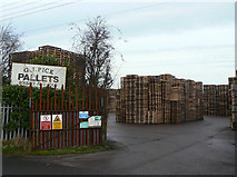 SK6739 : Pick a Pallet by Alan Murray-Rust