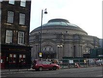 NT2473 : Usher Hall, Lothian Road by kim traynor