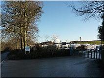 SK1763 : Derbyshire Aggregates Ltd by Peter Barr