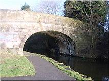 SD4863 : Bridge 105, Lancaster Canal by Michael Graham
