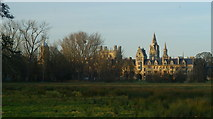 SP5105 : Christ Church Meadow, Oxford by Peter Trimming