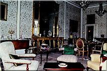 N8096 : Kingscourt - Cabra Castle - Interior sitting room by Joseph Mischyshyn