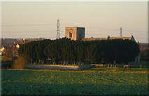 SK7645 : Sibthorpe Church by Alan Murray-Rust