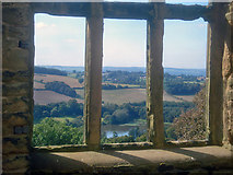 SK4663 : Window of Hill Great Chamber by Trevor Rickard