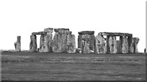 SU1242 : Stonehenge by Peter Trimming