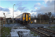 TA0623 : Bound for Barton Upon Humber by David Wright