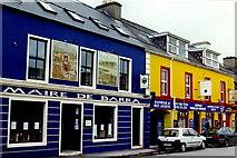Q4401 : Dingle Town - Strand Street - Maire De Barra by Joseph Mischyshyn