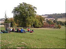 SU8695 : Hughenden Manor by John Brightley