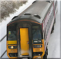 TG1603 : DMU 158774 from Norwich to Liverpool Lime Street by Evelyn Simak