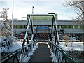 TL9927 : Colchester General Hospital Main entrance by PAUL FARMER