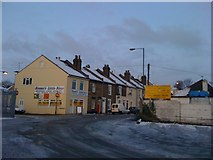 TQ7369 : Charles Street, Strood by Chris Whippet