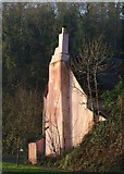 SX9065 : Chimney stack, Penny's Cottage, Torquay by Derek Harper