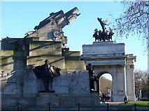 TQ2879 : Artillery Memorial by Colin Smith