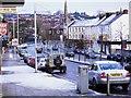 J1246 : Light snow on Bridge Street, Banbridge by Dean Molyneaux