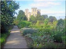 SK4663 : The Herb Garden by Trevor Rickard