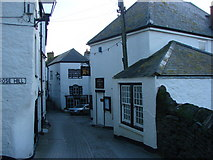 SW9980 : The Golden Lion Pub, Port Isaac by Bill Henderson