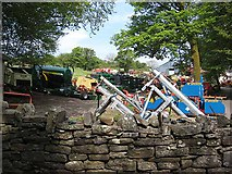 G8312 : Agricultural machinery dealer at Kilmactranny by Oliver Dixon