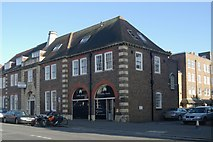 TQ2804 : Hove old fire station, Hove Street by Kevin Hale