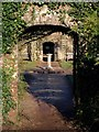 SX8963 : Rose garden, Cockington by Derek Harper