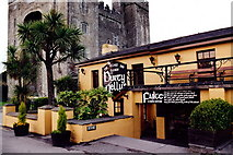 R4560 : Bunratty - Durty Nelly's Pub and Bunratty Castle by Joseph Mischyshyn
