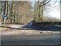 SP1030 : No through road by Michael Dibb