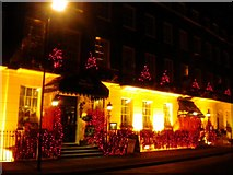 TQ3081 : The Montague on the Garden, Montague Street WC1 by Robin Sones