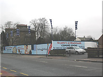 TQ4077 : Site for new housing development on Stratheden Road by Stephen Craven