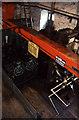 NZ2154 : Durham type steam winding engine, Beamish Museum by Chris Allen