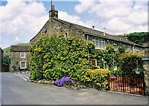SD9772 : Cottages in Kettlewell by Hugh Chappell