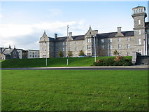 G7036 : Clarion Hotel, West wing by Willie Duffin