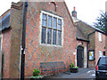 SP8118 : Weedon Old schoolroom by John Firth