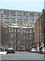 NT2676 : Tenements ancient and modern by Alan Murray-Rust
