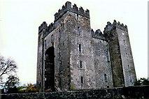 R4560 : Bunratty Folk Park - Bunratty Castle - Site# 4 by Joseph Mischyshyn