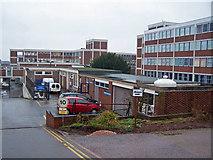 SX9392 : Royal Exeter and Devon Hospital (Heavitree) by Richard Dorrell