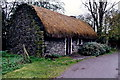 R4460 : Bunratty Folk Park -Byre Dwelling - Site# 22 by Joseph Mischyshyn